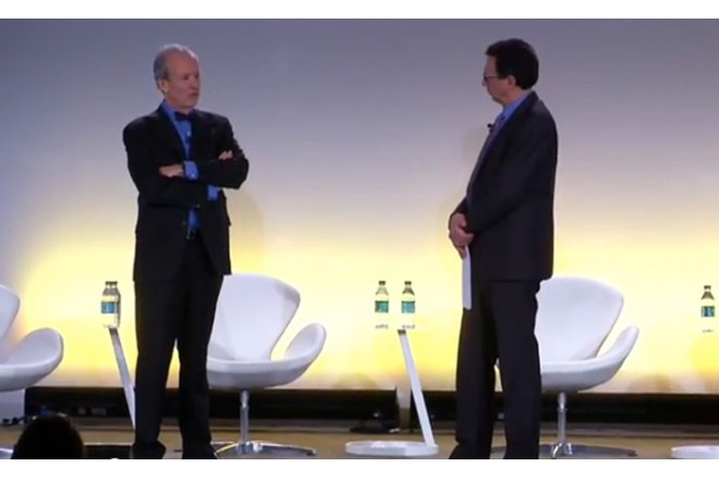 Shell Powering Progress Together Q&A with William McDonough