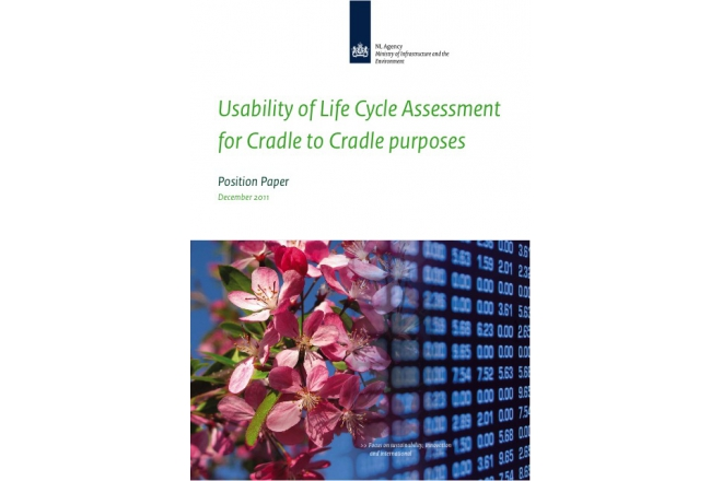 Usability of Life Cycle Assessment for Cradle to Cradle® purpose