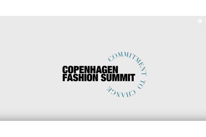 William McDonough | Copenhagen Fashion Summit '17