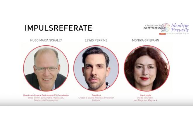 Cradle to Cradle® - Expertengespräche 2017