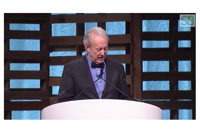 William McDonough Keynote at SB Detroit '17
