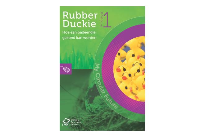 Rubber Duckie: hoe een badeendje gezond kan worden