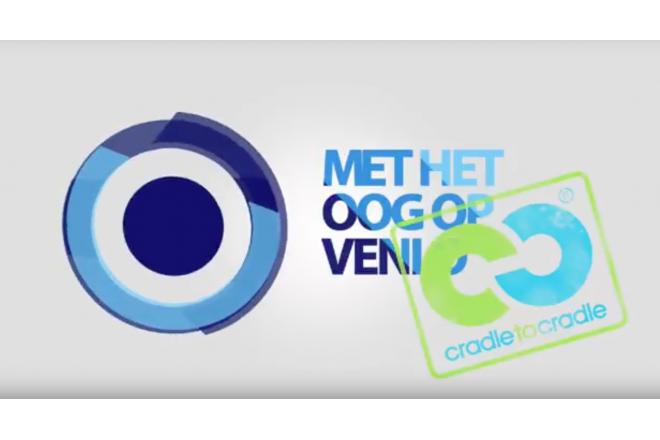 Fietsroute Cradle to Cradle - Met het oog op Venlo