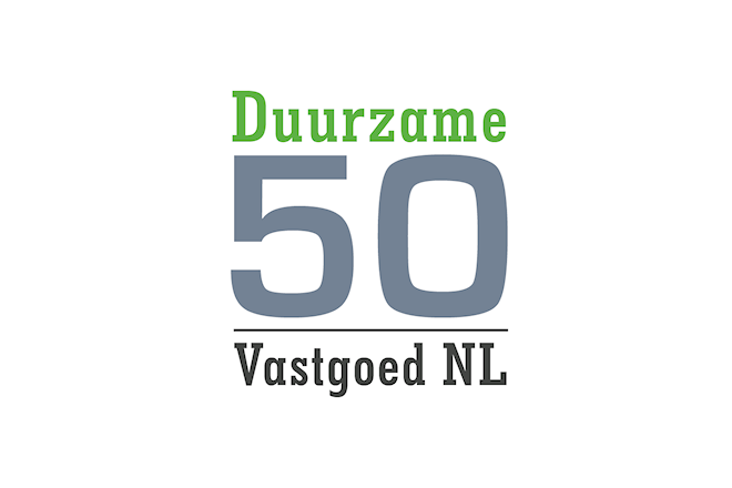 "You can nominate for the ""Duurzame 50 Vastgoed NL"""
