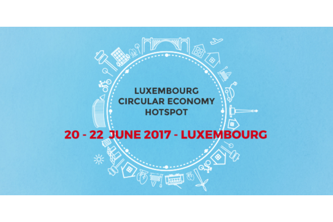 Three day event Luxembourg 20-22 June with William McDonough