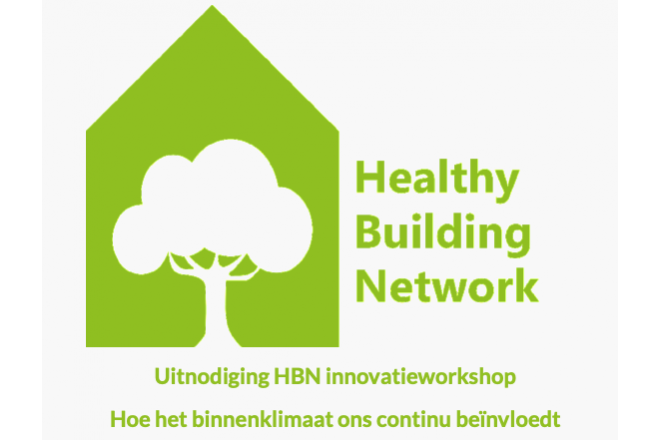 HBN innovationworkshop about healthy indoor climate