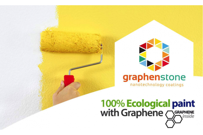 GRAPHENSTONE Ecological, natural and nanotechnology coatings