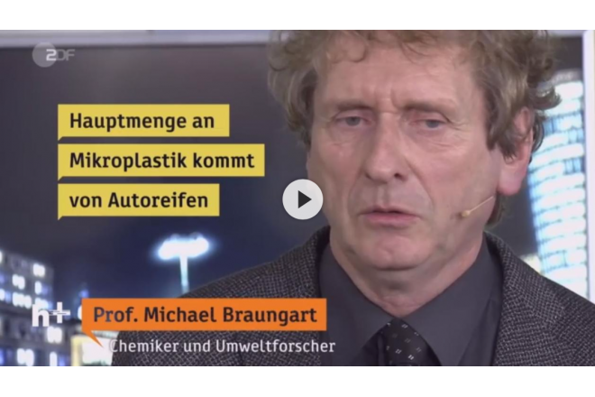 "heute+ Interview: Prof Dr Michael Braungart - ""Politics must act!"""
