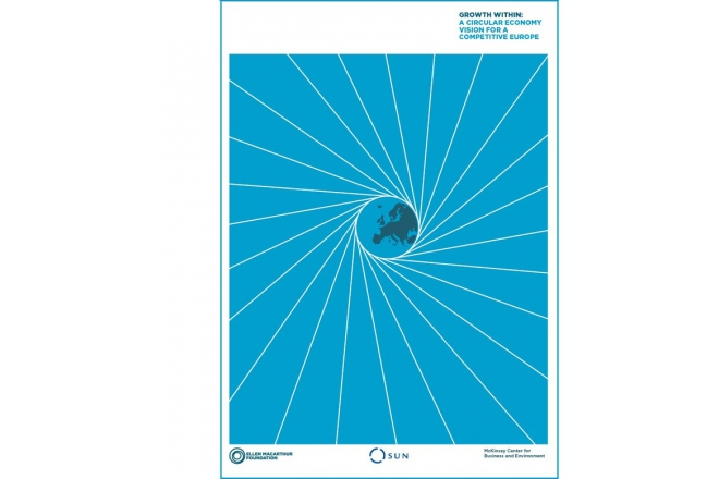 The Ellen MacArthur Foundation launched Growth Within: a circular economy vision for a competitive Europe