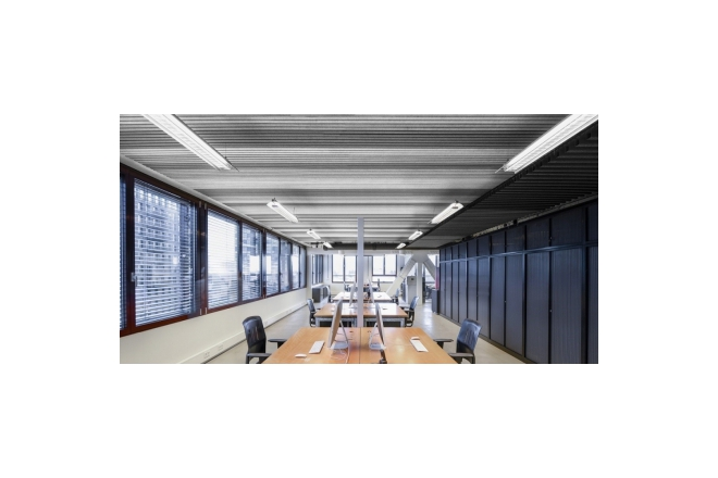 HunterDouglas introduces C2C Certified ceiling system