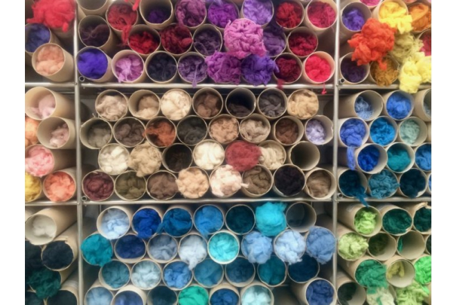 Stella McCartney Achieves First GOLD Certified Wool Yarn
