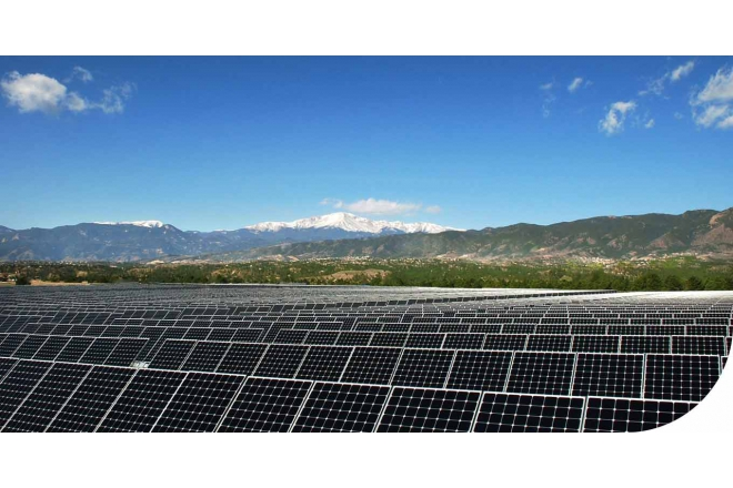 C2C Certified solar panels out of France