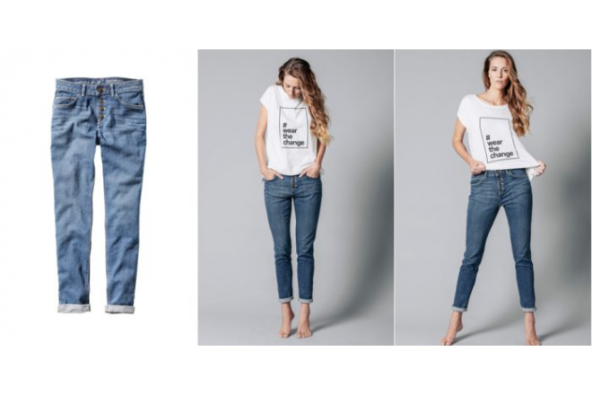 Retail Detail mentioned the launch of a sustainable jeans by C&A