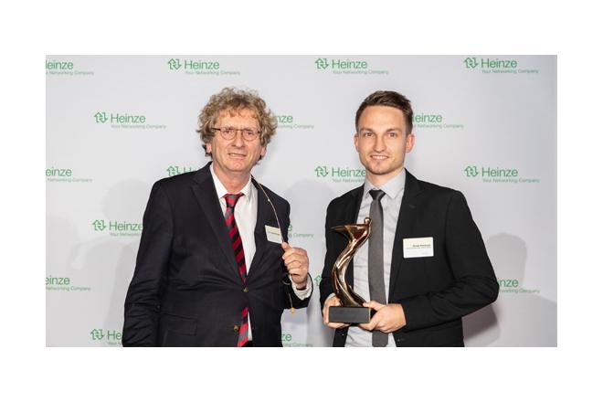 ZINQ wins Cradle to Cradle Challenge Award