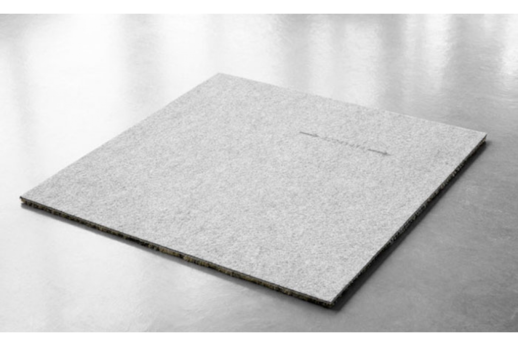 Carpet Tile Backing Of Egetaepper A S C2c Certified Silver