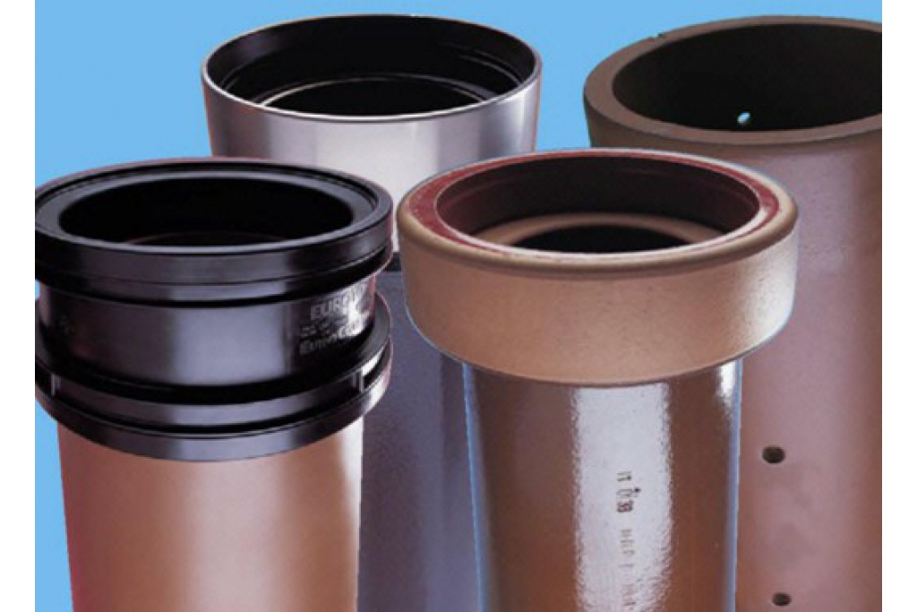 Vitrified Clay Pipes for drains and sewers | C2C-Centre