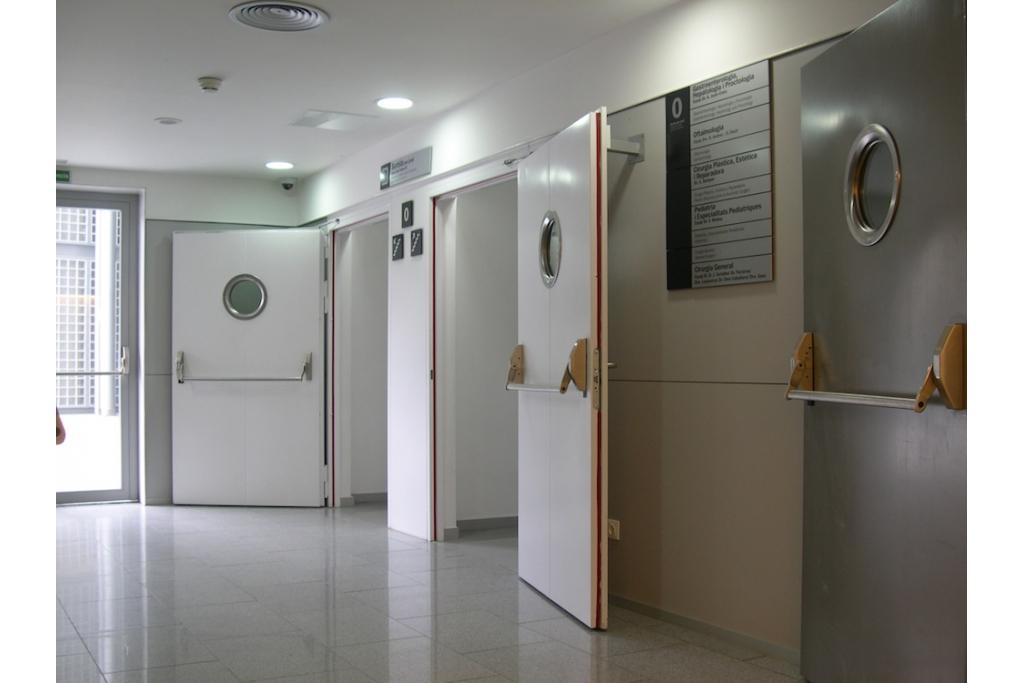 Talleres ALFATORRES SA & Metal Fire Proof Doors (Hinged Door and Sliding Door)   C2C-Centre