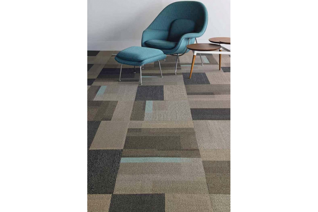 EcoWorx® Tile Carpets. Shaw Industries Group, INC.